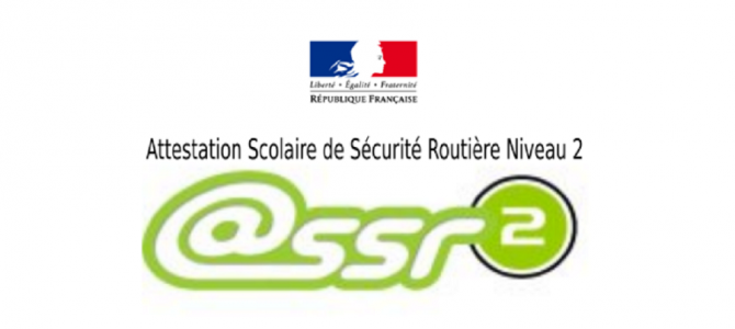 Attestation d'ASSR 2 perdue, que faire ?