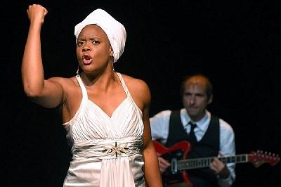 Une biographie en musique:Portrait de Ludmilla en Nina Simone